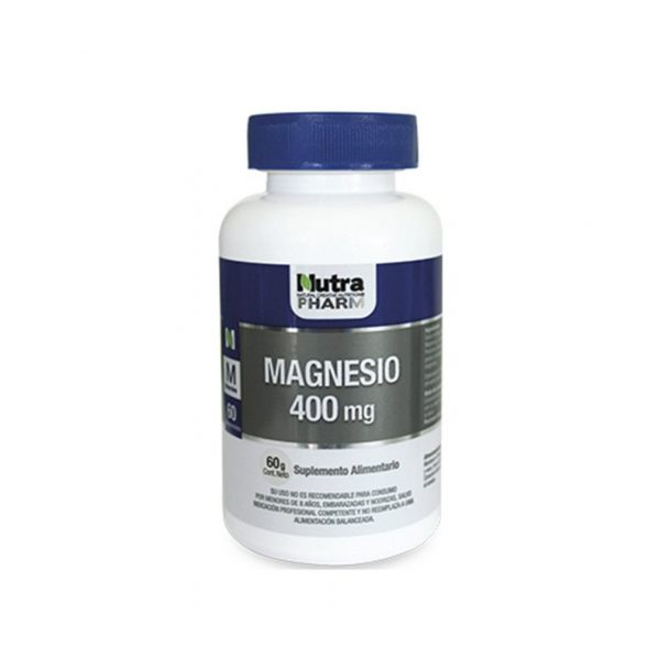 Magnesio 400 x 60 comprimidos