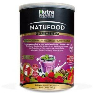 Natufood berries - 20 porciones