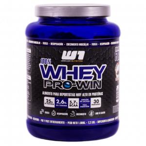WHEY PRO WIN FRUTOS DEL BOSQUE ENV.1KG