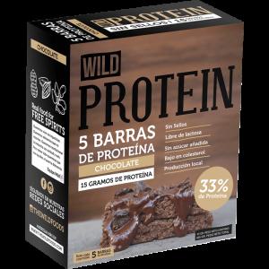 Wild Protein Chocolate 5 Un