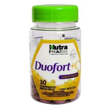 DUOFORT + C COM.