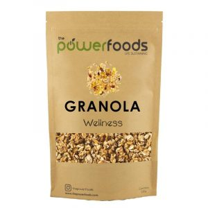 Granola Wellness 250gr