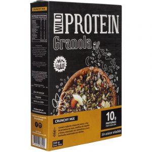 WildProtein Granola 350gr