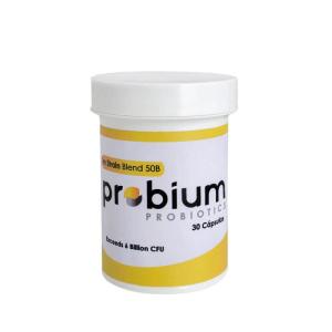 Probioticos Ten Strain 50 B. 30 Cápsulas Probium
