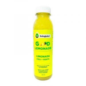 Good Lemonade Piña Menta 370ml  (Limón / Piña / Menta) Pack 6 Jugos