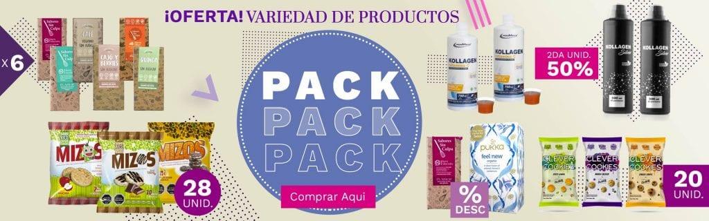 pack mixtos